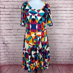 LuLaRue Dress Size XL
